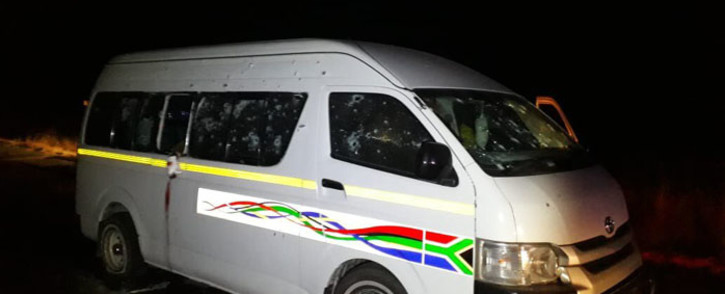 Twelve people were killed in a shooting incident in KwaZulu-Natal on 22 July. Picture: @_ArriveAlive/Twitter
