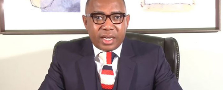 FILE: Mduduzi Manana. Picture: YouTube screengrab.