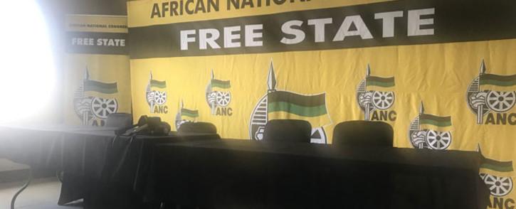 Free State ANC general council. Picture: Clement Manyathela/EWN.