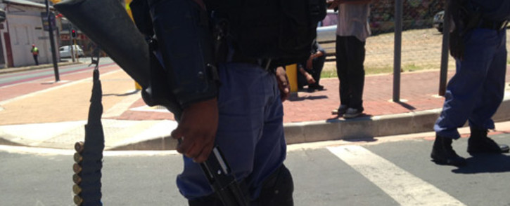 FILE: Western Cape police have arrested one of their own on charges of defeating the ends of justice and corruption. Picture: Reinart Toerien/EWN.