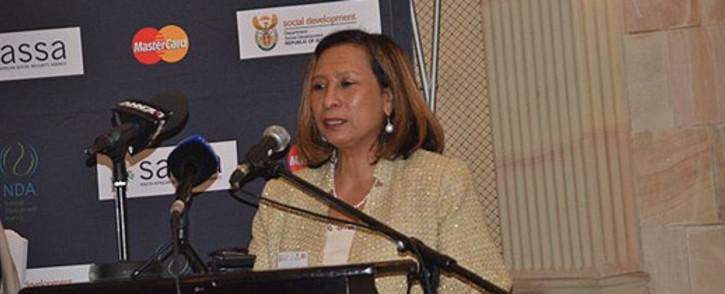 Sassa CEO Virginia Petersen. Picture: Sassa.
