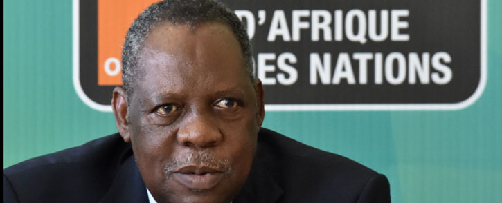 FILE: Confederation of African Football (CAF) president Issa Hayatou. Picture: AFP.