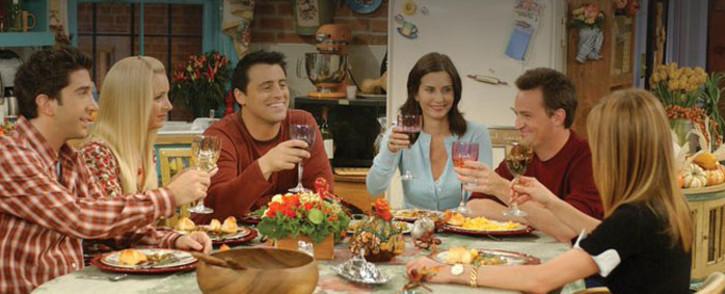 'Friends' TV show.  Picture: Twitter/@FriendsTV