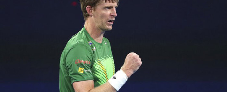 Kevin Anderson. Picture: @KAndersonATP/Twitter