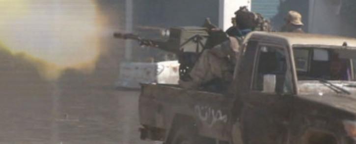 Libya report