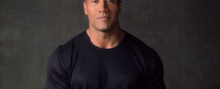 FILE: Dwayne 'The Rock' Johnson. Picture: YouTube screengrab.