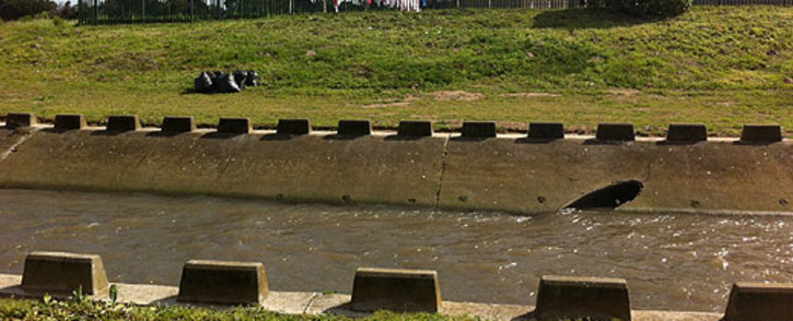 A seven-year-old boy is believed to have drowned in the Elsieskraal River in Cape Town. Picture: Chanel September/EWN