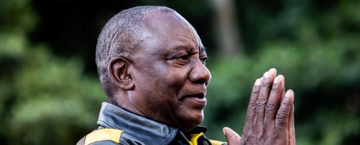 FILE: Prsident Cyril Ramaphosa. Picture: Kayleen Morgan/EWN