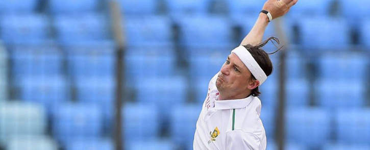 Proteas pace bowler Dale Steyn. Picture: AFP