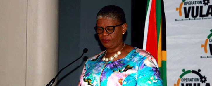 FILE: Former eThekwini Mayor Zandile Gumede. Picture: @eThekwiniM/Twitter