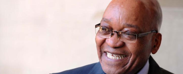 FILE: President Jacob Zuma. Picture: Elmond Jiyane