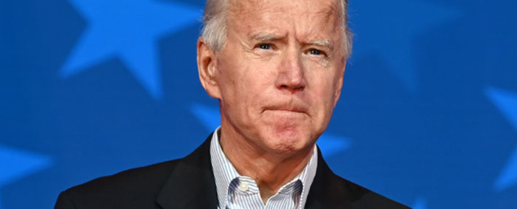 "FILE: In the call Biden told Xi that his priorities were to protect the American people's security, prosperity, health and way of life, and to preserve ""a free and open Indo-Pacific,"" the White House said in a statement on the call. Picture: AFP"