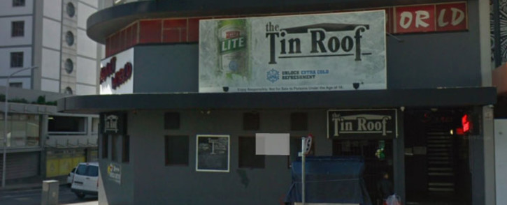 FILE: A screenshot of the Tin Roof nightclub in Clarement, Cape Town. Picture: Google Maps