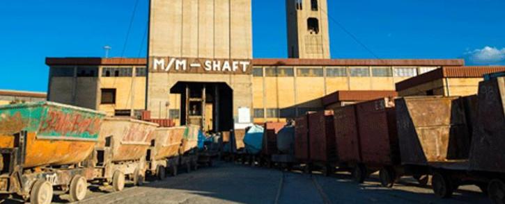 FILE: Harmony's Kusasalethu Mine. Picture: harmony.co.za