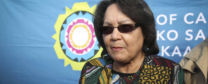 FILE: Cape Town Mayor Patricia De Lille. Picture: Cindy Archillies/EWN.