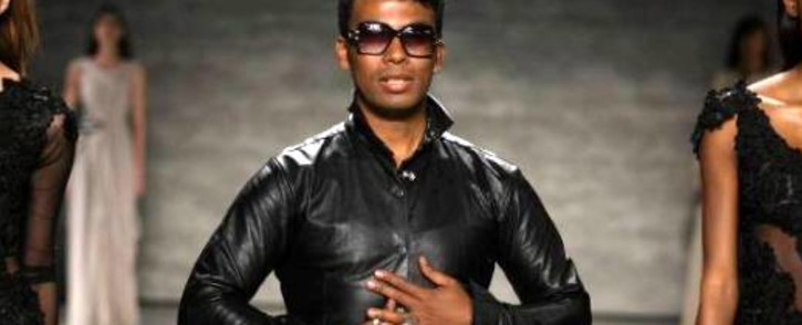 SA fashion designer David Tlale. Picture: Facebook.