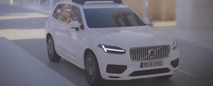 The Volvo XC90 self-driving car launched by Uber and Volvo. Image: Supplied