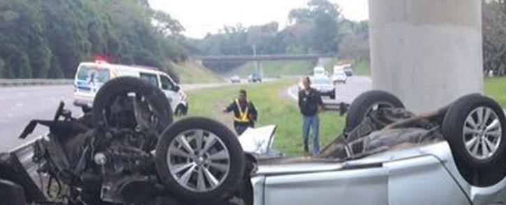 Pretoria accident