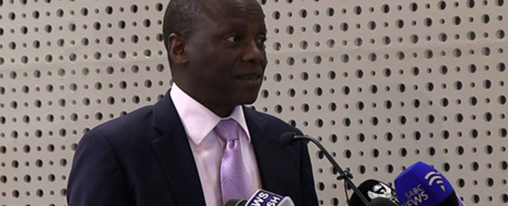 FILE: Public Service and Administration Minister Collins Chabane says this is the total number of cases to date. Picture: Reinart Toerien/EWN