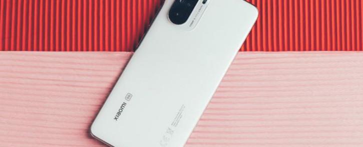 A Xiaomi Mi11i phone. Picture: @Xiaomi/Twitter