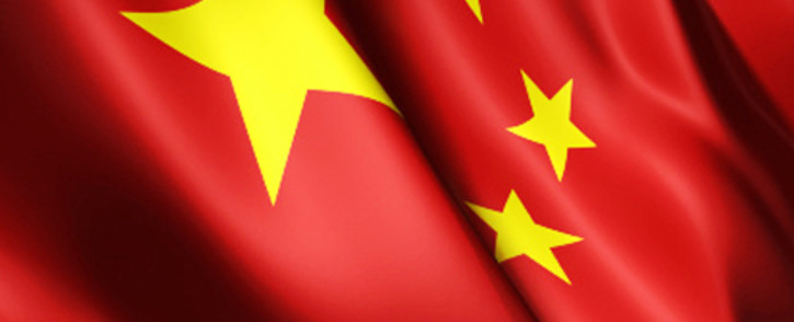 FILE: Chinese flag. Picture: Supplied.