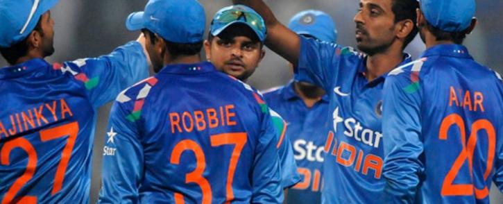 India cricket team. Picture: CWC website.