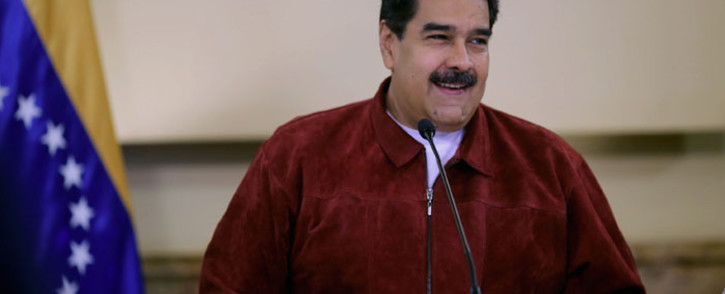 FILE: Venezuelan President Nicolas Maduro. Picture: AFP