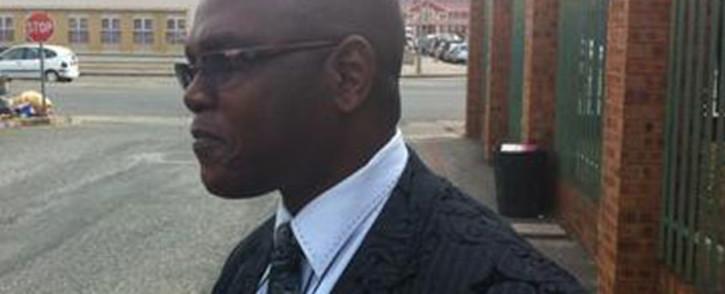 Richard Mdluli. Picture: Barry Bateman/EWN