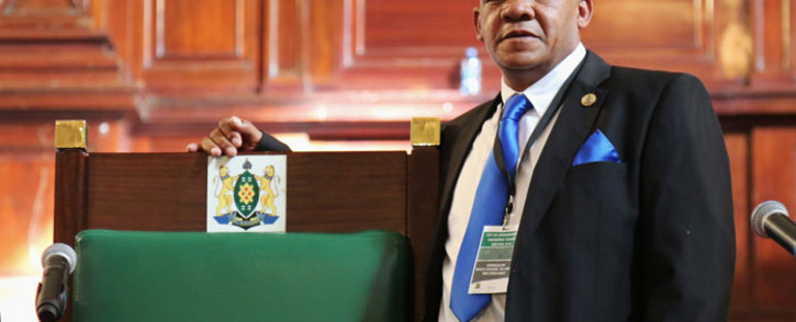 Democratic Alliance councillor Vasco da Gama elected as new Johannesburg Council Speaker. Picture: Christa Eybers/EWN.