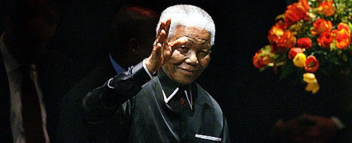 FILE: Former president Nelson Mandela. Picture: AFP.