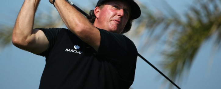 Phil Mickelson. Picture: AFP.