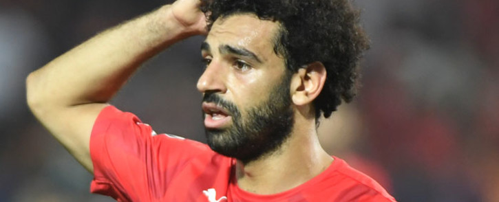 FILE: Salah has scored six goals for Liverpool this season and was on target in Sunday's 3-1 win over Manchester City which took his side eight points clear at the top of the Premier League. Picture: AFP