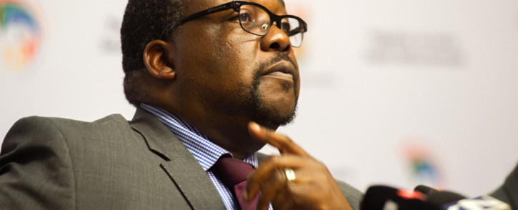 FILE: Police Minister Nathi Nhleko. Picture: GCIS.