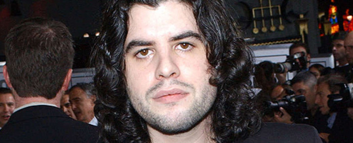 Sage Stallone. Picture: AFP