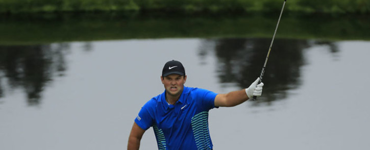 FILE: Patrick Reed in action at the 2018 US Masters. Picture: Hunter Martin/Augusta National via www.masters.com