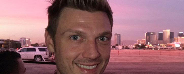 Nick Carter. Picture: @nickcarter/Twitter