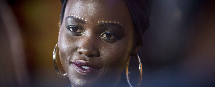Actress Lupita Nyong'o at the premiere of 'The Queen of Katwe' at Montecasino. Picture: Thomas Holder/EWN.