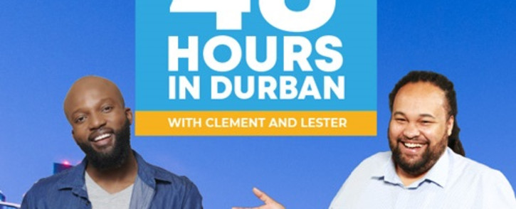 It has been a tough year for Lester Kiewit and Clement Manyathela. Picture: Supplied