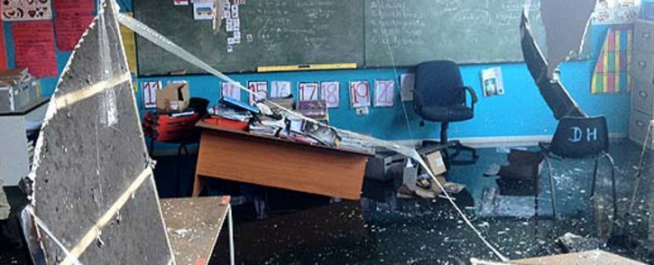 File: Equal Education will hold public hearings over bad infrastructure and services at SA schools. Picture: Govan Whittles/EWN