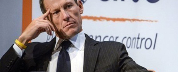 FILE: Lance Armstrong. Picture: AFP.