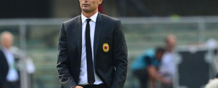 FILE: Juventus coach Massimiliano Allegri. Picture: AFP