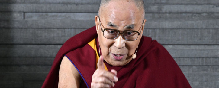 Tibetan spiritual leader the Dalai Lama. Picture: AFP