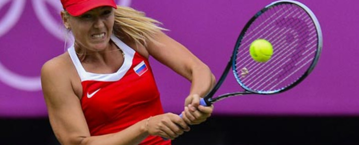 Tennis player Maria Sharapova. Picture: AFP