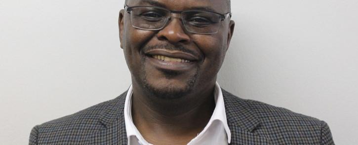 Former Popcru general secretary Nkosinathi Theledi. Picture: Popcru.org.za