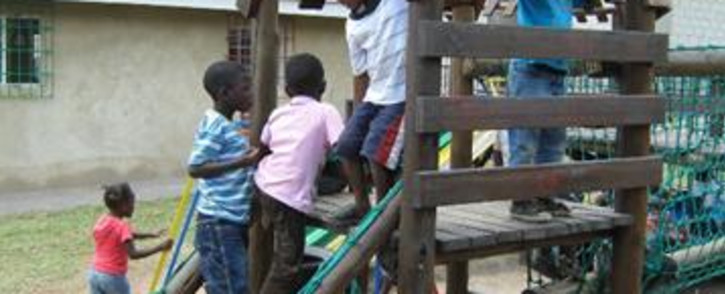 FILE: Officials say it is neither a registered crèche nor is it funded by the government.