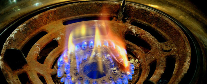 A gas flame. Picture: Pixabay.com