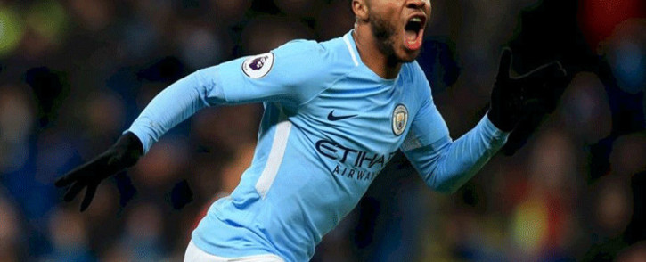 Raheem Sterling struck in the sixth minute of stoppage time as Manchester City beat Southampton 2-1 on 29 November 2017. Picture: Facebook.