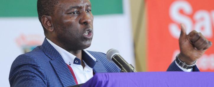 FILE: Mineral Resources Minister Mosebenzi Zwane. Picture: GCIS