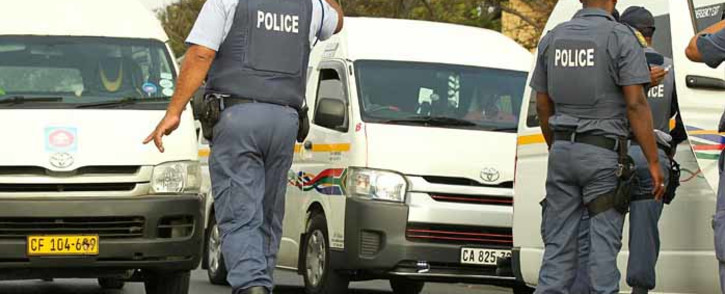 FILE: In July the B97 between Mbekweni in Paarl and Bellville - which is at the centre of the violence, was closed. Picture: SAPS.