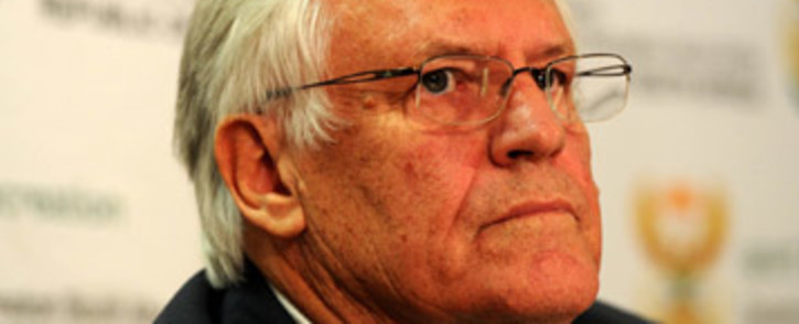 Judge Chris Nicholson says his recommendations for the CSA board are tried and tested in several countries. Picture: EWN